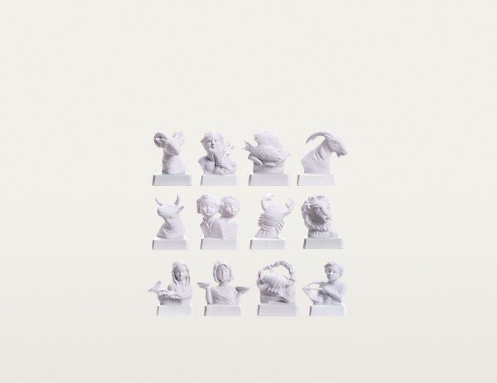 W&A Figur Sternzeichen »Skorpion« aus Porzellan