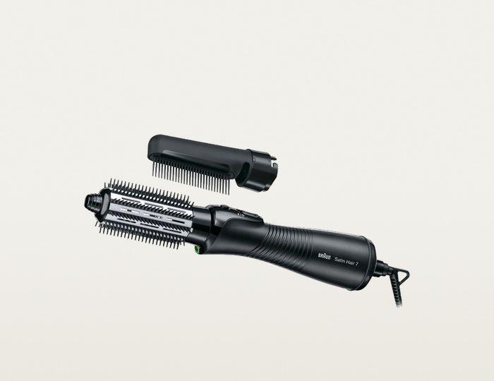 Braun, Haartrockner/-glätter/-styler, Satin Hair 7 AS 720 Big Brush and Comb