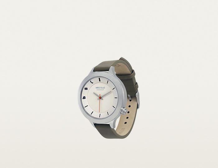 Mike Ellis Connect Smartwatch »Watch Liz Edelstahl«