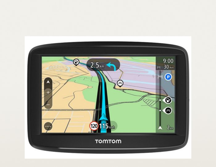 TomTom Navigationsgerät »Start 42 CE T«
