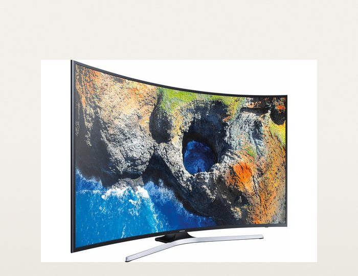 Samsung UE49MU6279 Curved LED Fernseher (123 cm / 49 Zoll, UHD/4K, Smart-TV)