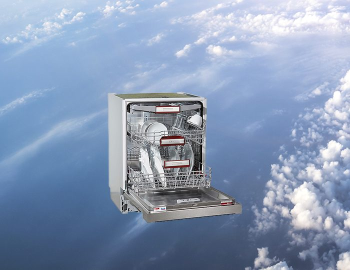 Neff integrierbarer Einbaugeschirrspüler GI 69 N / S41P69N3EU, Energieklasse A+++, 9,5 Liter