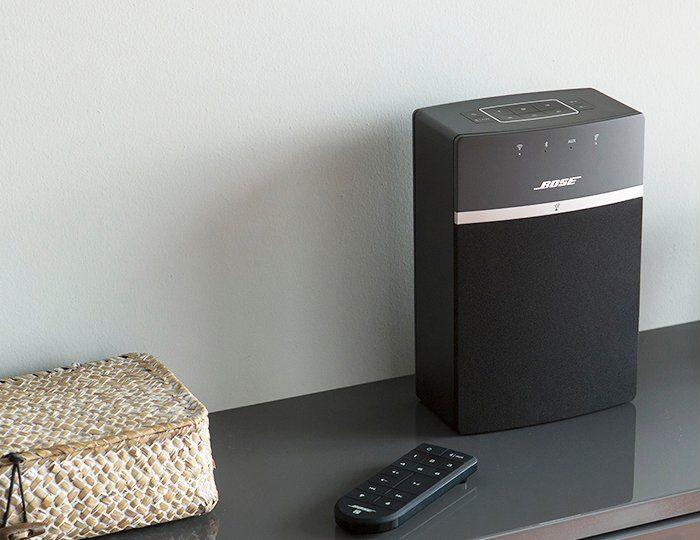 Bose® SoundTouch® 10 Multiroom-Lautsprecher