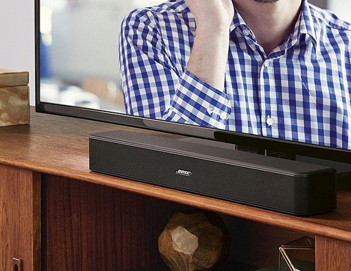 Bose® Solo 5 TV Soundbar