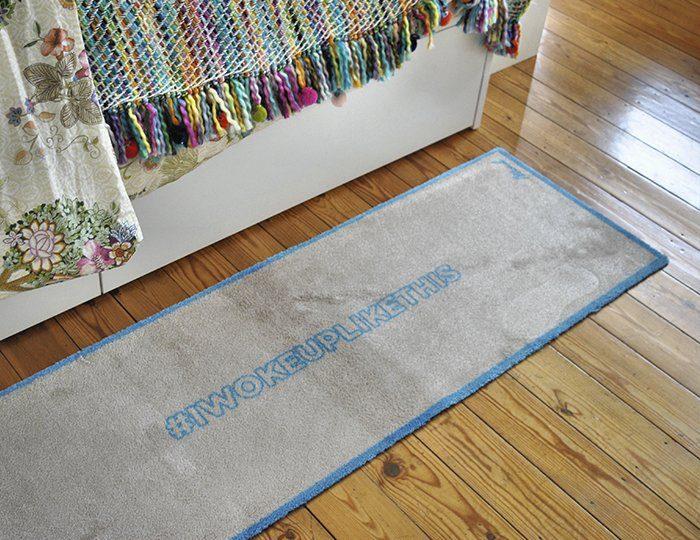 Teppich »David«, Mad about Mats, rechteckig, Höhe 9 mm, waschbar