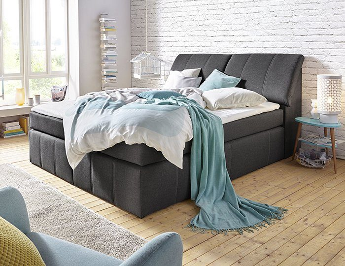 betten online kaufen ratenkauf aufbauservice otto. Black Bedroom Furniture Sets. Home Design Ideas