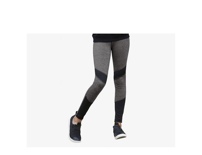 Bench. Leggings mit Kontrast-Einsätzen