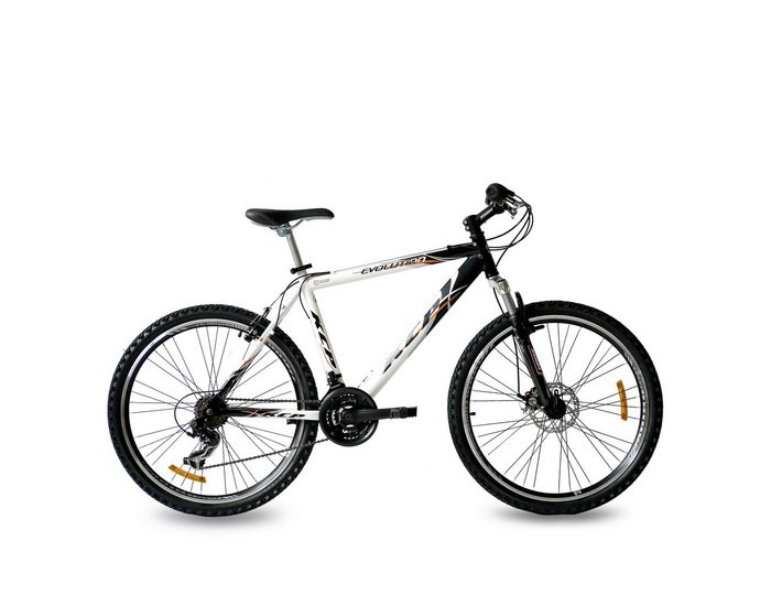 KCP Mountainbike (Herren) »Evolution, 66,04 cm (26 Zoll)«