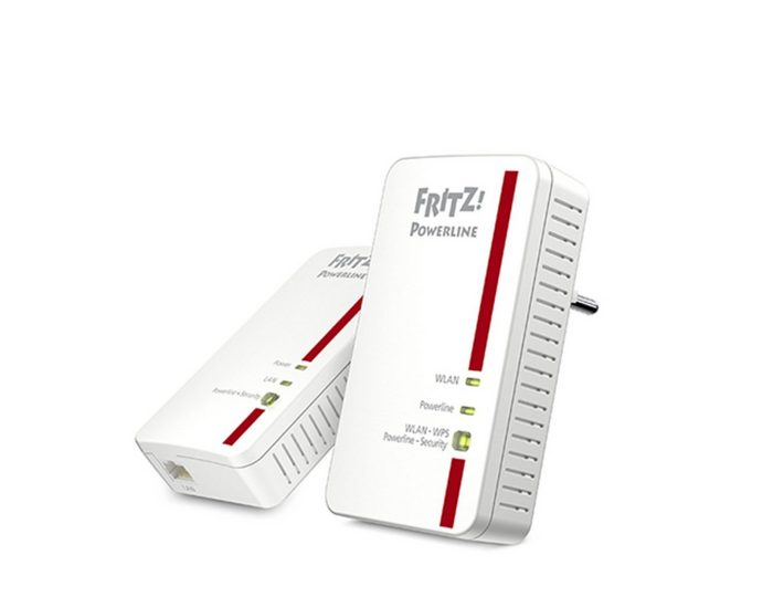 AVM Adapter-Set »FRITZ!Powerline 1240E WLAN Set«