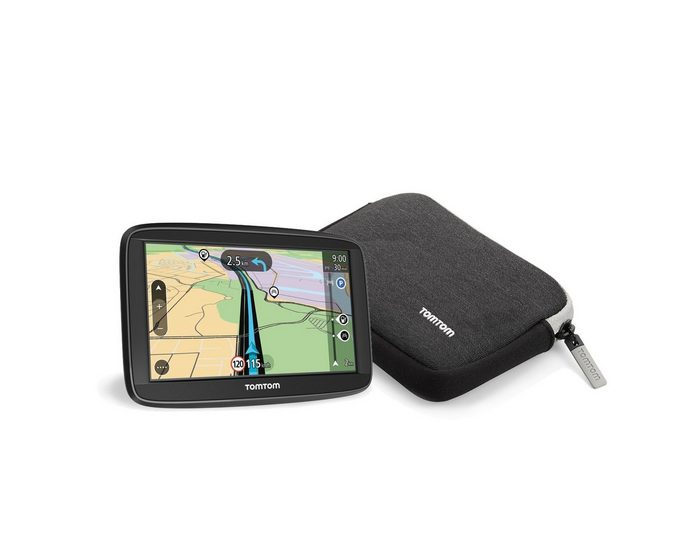 TomTom Navigationsgerät »Start 52 CE + Tasche«