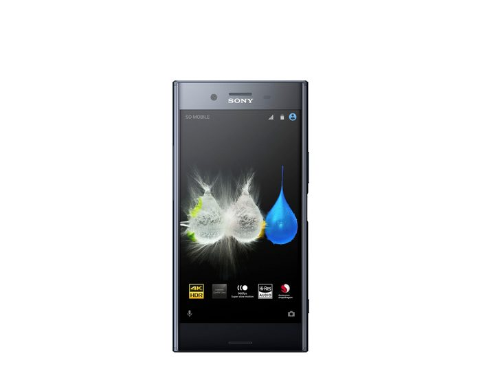 Sony Xperia XZ Premium Smartphone, 14 cm (5,5 Zoll) Display, LTE (4G), Android 7.0 (Nougat)