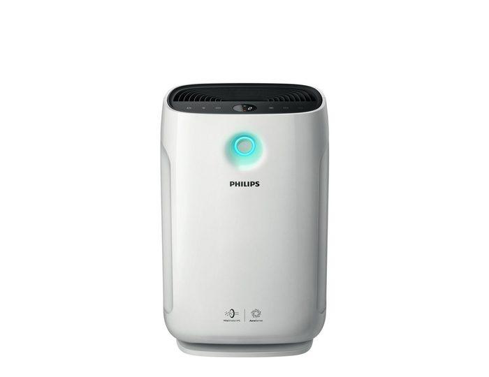 Philips Luftreiniger AC2889/10 2000 Series, bis 79 m² Raumgröße, Allergiemodus, App steuerbar