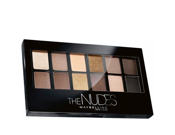 Maybelline New York, »The Nudes«, Lidschatten-Palette