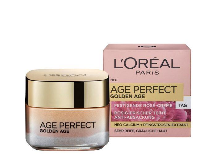 L'Oréal Paris, »Age Perfect Golden Age Tagespflege«, Gesichtspflege