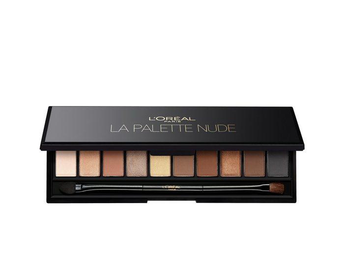 L'Oréal Paris, »Color Riche La Palette Eye Nude«, Lidschatten