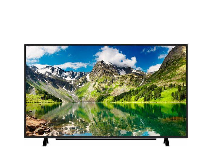 Grundig 43 VLX 7000 BP LED-Fernseher (108 cm/43 Zoll, 4K Ultra HD, Smart-TV, inkl. 36 Monate Garantie)