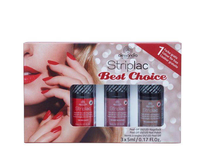 alessandro international, »Best Choise Striplac Set«, Stiplac-Set
