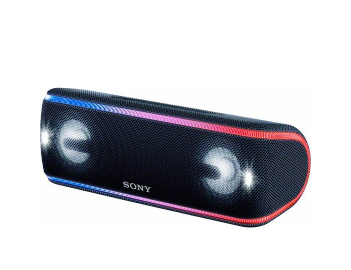 Sony SRS-XB41 Portable-Lautsprecher (Bluetooth, NFC, Extra Bass, Live Sound Modus, Freisprechfunktion, Ladefunktion für Mobilgeräte)