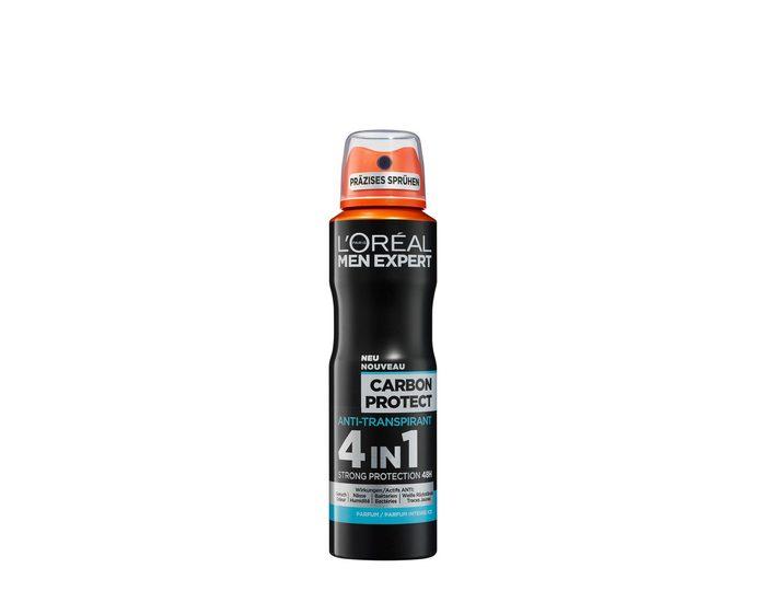 L'oréal Paris Men Expert, »Carbon Protect«, Deo-Spray