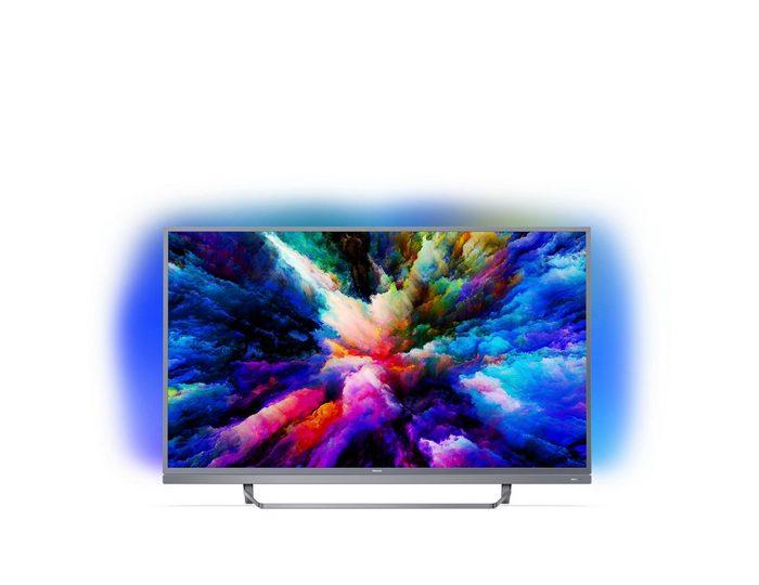 Philips 49PUS7503 LED-Fernseher (123 cm/49 Zoll, 4K Ultra HD, Smart-TV, USB-Recording)