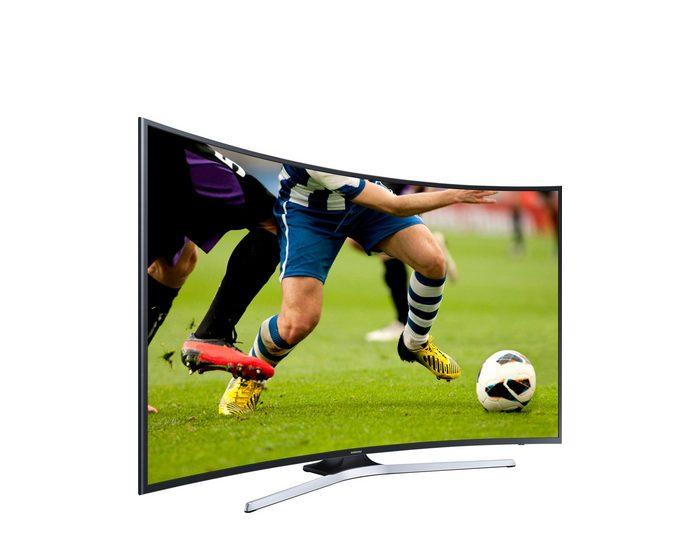 Samsung UE49MU6279 Curved-LED-Fernseher (123 cm/49 Zoll, 4K Ultra HD, Smart-TV)