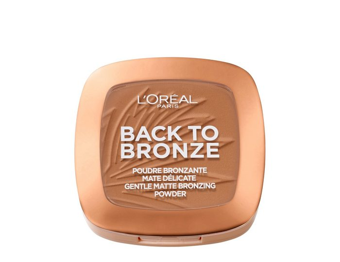L'Oréal Paris, »Back to Bronze«, Matte Bronzing Powder