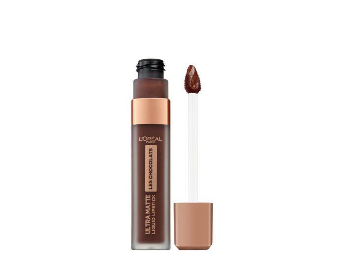 L'Oréal Paris, »Infaillible Ultra Matte Les Chocolats«, Flüssig-Lippenstift