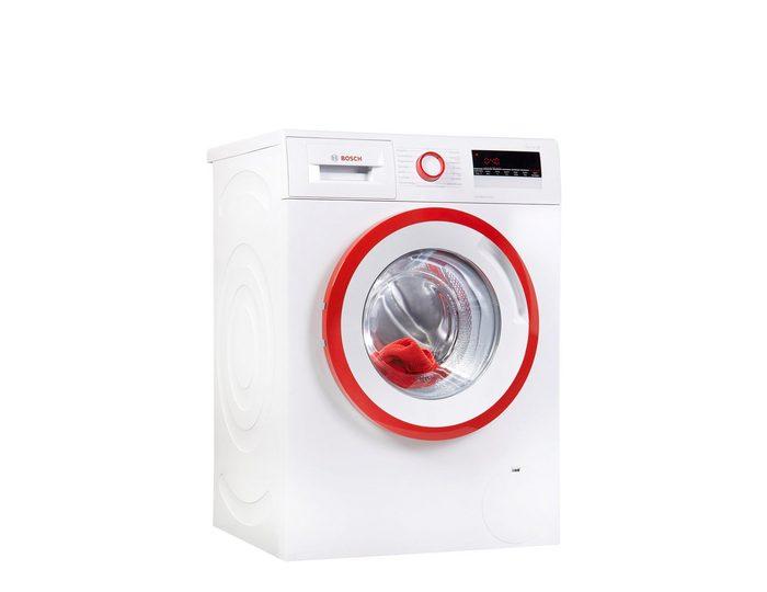 BOSCH Waschmaschine Serie 4 WAN282V9, 7 kg, 1400 U/Min, 4 Jahre Garantie