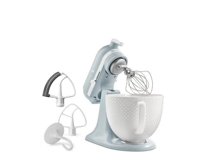 KitchenAid Küchenmaschine Artisan 5KSM180RCMB Limited Edition Heritage, 300 W, 4,8 l Schüssel