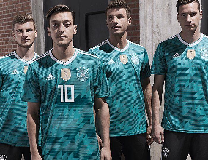 adidas Performance Trikot »2018 DFB Auswärtstrikot Herren«