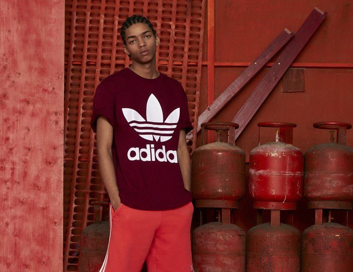 adidas Originals T-Shirt »OVERSIZED TEE«
