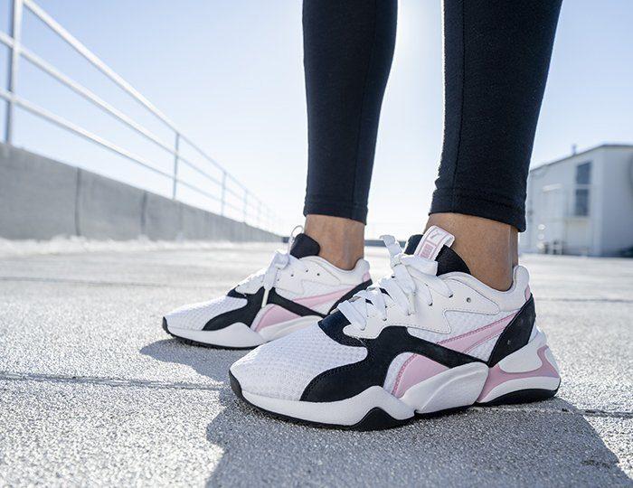 PUMA »Nova 90´s Bloc Wn´s« Sneaker
