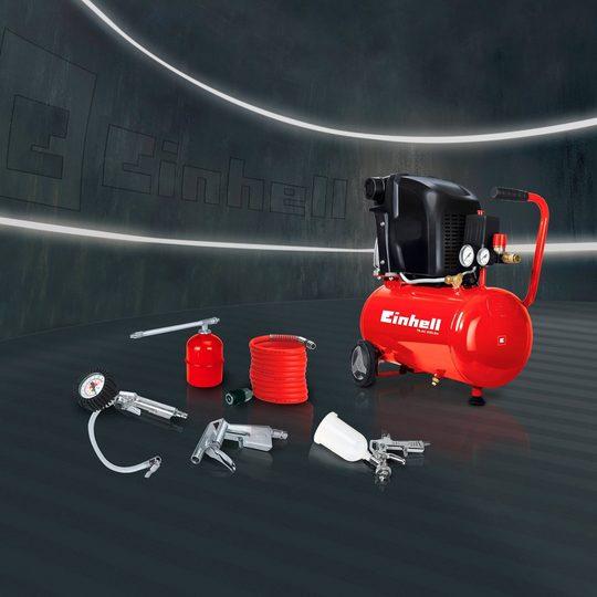 EINHELL Kompressor »TE-AC 230/24«, 24 Liter, 8 Bar