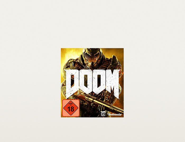 Doom Day One Edition 100% Uncut PlayStation 4