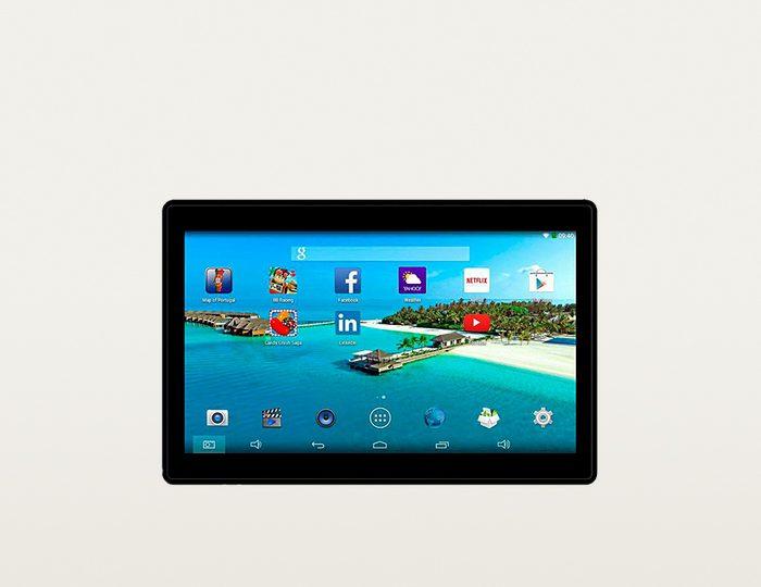 Denver TAQ-10182 Tablet-PC, Android 5.1, Quad-Core, 25,7 cm (10,1 Zoll), 1024 MBDDR-RAM