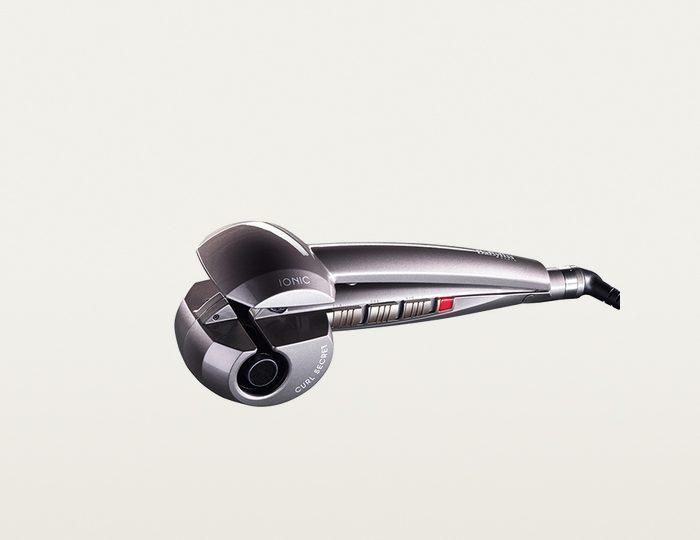 BaByliss Lockenstab Curl Secret Ionic C1200E, Automatische Lockenfunktion