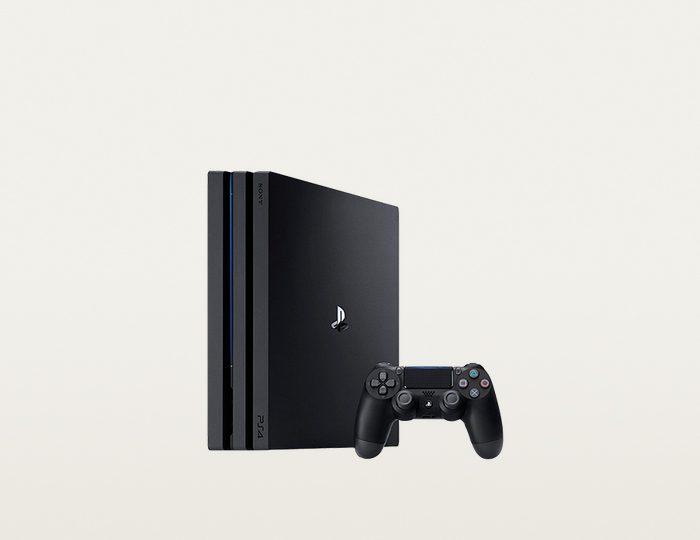 PlayStation 4 (PS4) Pro 1TB Konsole
