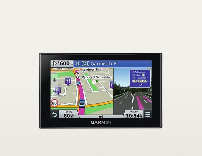Garmin Navigationsgerät »nüvi 2599LMT-D EU«