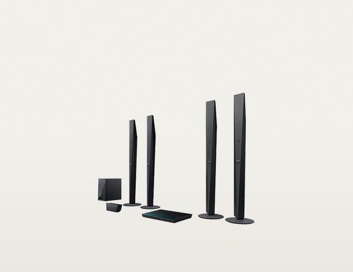 Sony BDV-E6100 Heimkinosystem