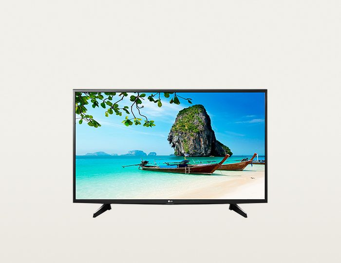 LG 49UH610V LED Fernseher (123 cm (49 Zoll), 4K Ultra HD, Smart-TV) inkl. 36 Monate Garantie