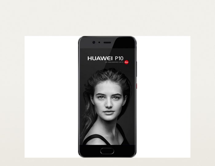 Huawei P10 Smartphone, 13 cm (5,1 Zoll) Display, LTE (4G), 20,0 Megapixel, NFC