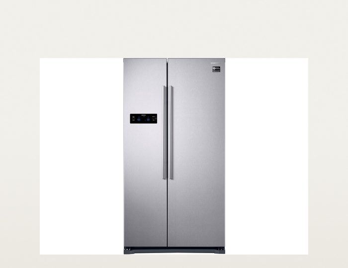 Samsung Side by Side RS57K4000SA/EF, Energieklasse A+, 178,9 cm hoch, Total No Frost+