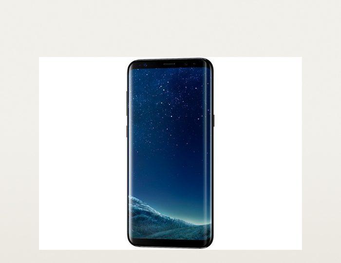 Samsung Galaxy S8 Smartphone mit 64 GB interner Speicher