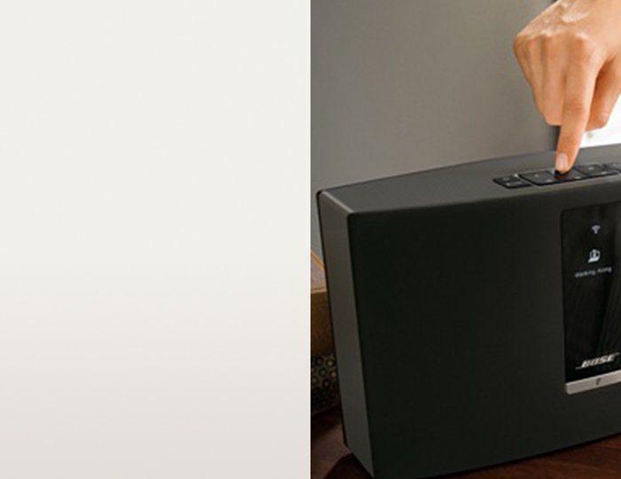 Bose® SoundTouch® 20 Series III Multiroom-Lautsprecher