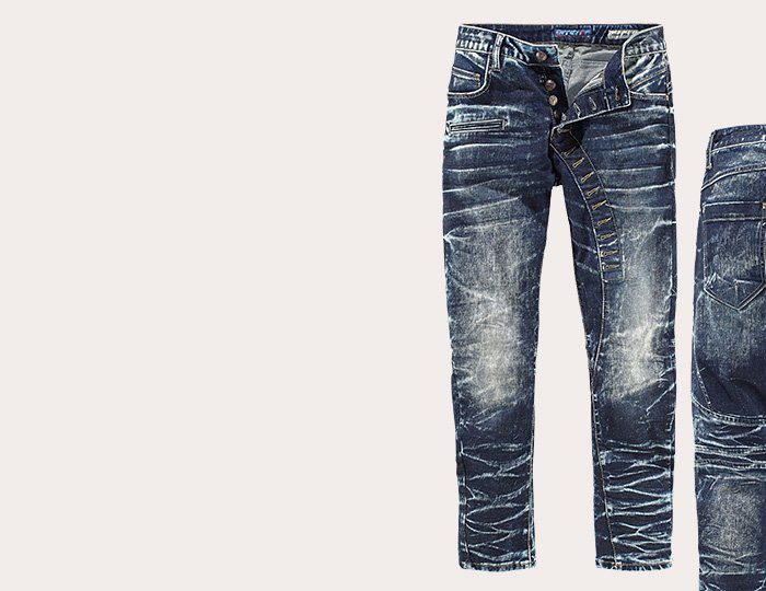 Cipo & Baxx Slim-fit-Jeans