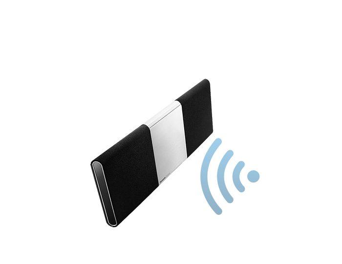 Panasonic Kompaktanlage »SC-ALL5CDEGK«
