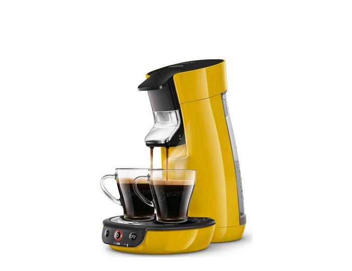 Senseo Kaffeepadmaschine SENSEO® Viva Café HD7829/50, inkl. Gratis-Zugaben im Wert von 14€ UVP