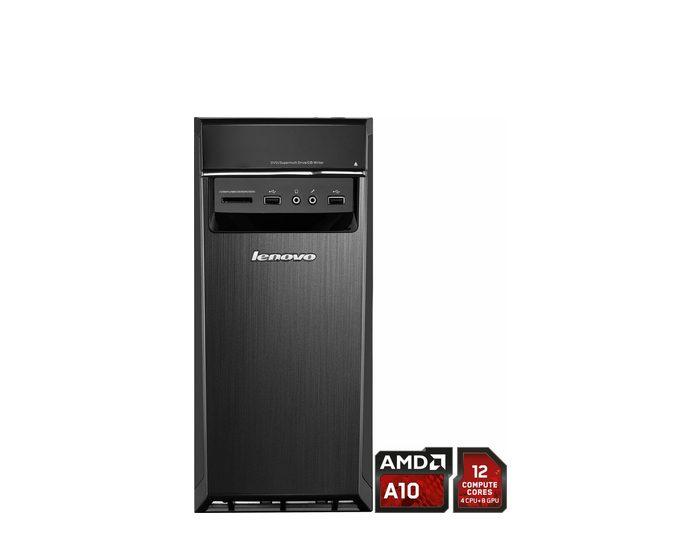 Lenovo Ideacentre H50-55 PC, AMD A10, 8192 MB DDR3-RAM, 2000 GB Speicher, AMD Radeon A78