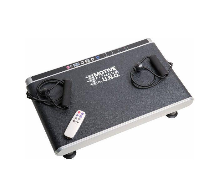 MOTIVE by U.N.O. Fitness Vibrationstrainer, 200 W, »Elegance«