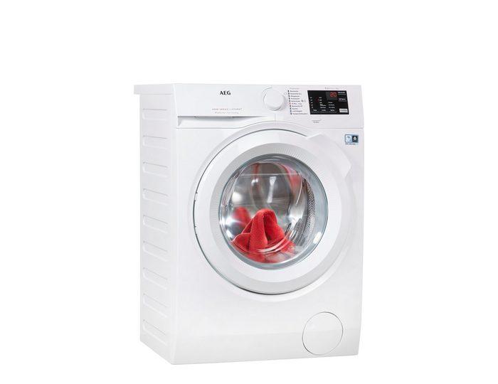 AEG Waschmaschine L6FB48FL, 8 kg, 1400 U/Min